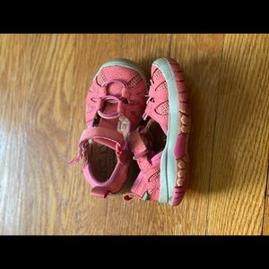 Merrell Hydro Water Sandal Pink 6W US for Toddlers